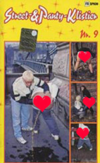 Street & Panty Klistier Nr.9 Cover Bild