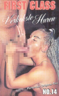SG Video First Class 14 Verkokste Huren VHS Cover