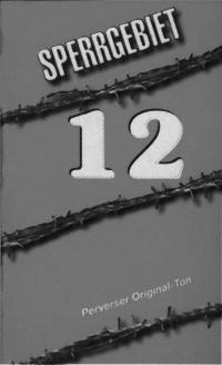 Sperrgebiet 12 VHS Cover