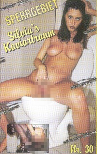 Sperrgebiet 30 - Silvias Kaviartraum VHS Cover