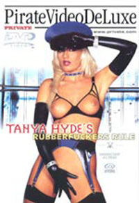 Rubberfuckers Rule DVD Cover