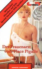 Der Frauenarzt vom Place Pigalle DVD Cover
