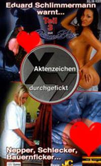Aktenzeichen XY Durchgefickt #3 VHS Cover