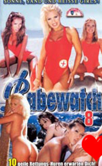 Babewatch 8 Cover