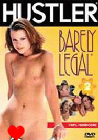Barely Legal #2 DVD Cover