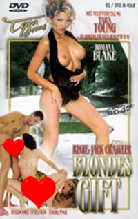 Blondes Gift DVD Cover