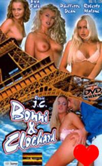 Bonni & Clochard Cover