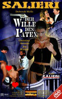 Der Wille des Paten DVD Cover