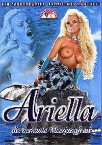 Ariella die versaute Meerjungfrau Cover