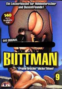 Buttman 9 DVD Cover