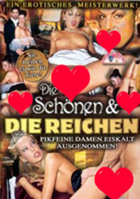 Die Schönen und die Reichen DVD Cover