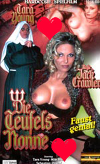 Die Teufelsnonne VHS Cover