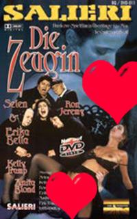 Die Zeugin DVD Cover
