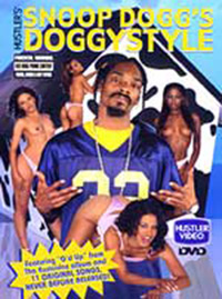 Snoop Dogg's Doggystyle VHS Cover