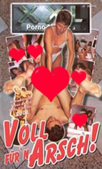 Voll für'n Arsch VHS Cover