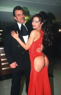 Monique La Belle mit Michael Kreuz