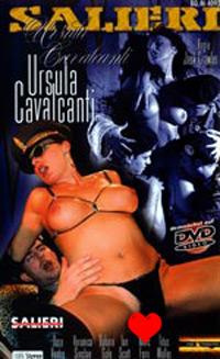 Ursula Calvacanti Cover