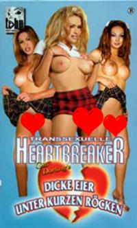Transsexuelle Heartbreaker Cover