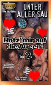 Unter Aller Sau #20: Rotz mir auf die Augen 2 Cover