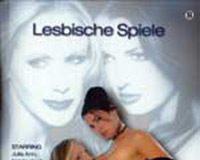 Lesbische Spiele VHS Cover