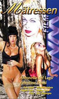 Maetressen DVD Cover