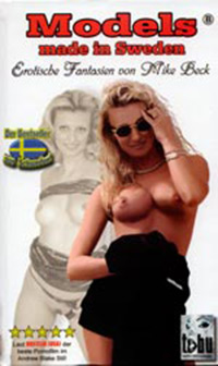 Models - Made in Sweden VHS Cover