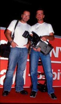 Colonne Wirrwarr - Reihard und Freddy Dalton