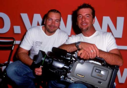 Colonne Wirrwarr - Freddy Dalton und Reinhard