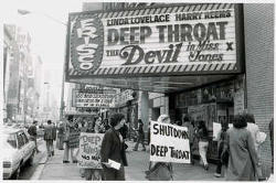 Deep Throat im Kino