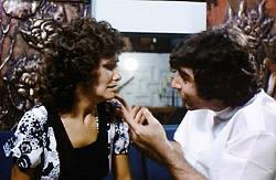 Linda Lovelace und Harry Reems