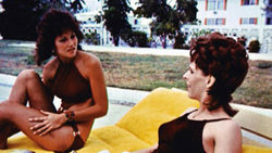 Linda Lovelace und Dolly Sharp
