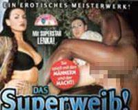 Das Superweib Laura Angel MMV DVD Cover
