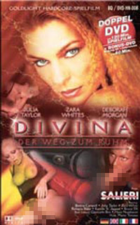 Divina DVD Cover