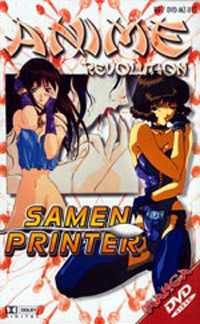 Samenprinter (Countdown Stories) DVD Cover