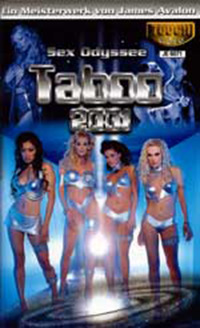 Taboo 2001 VHS Cover