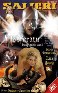 Nosferatu DVD Cover