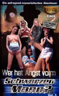 Wer hat Angst vorm Schwarzen Mann? 3 DVD Cover