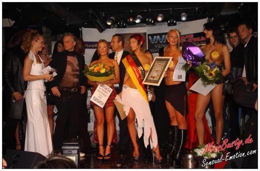 Miss Busty Finale 2003 Bild