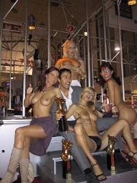 Venus 2002 - Awards und Girls