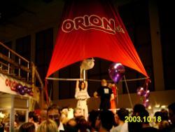 Venus 2003 - Orion Stand