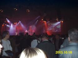 Venus 2003 in Berlin - Showbühne