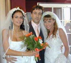 Steve Holmes Hochzeitsfoto