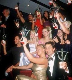 Steve Holmes bei einer Awardshow