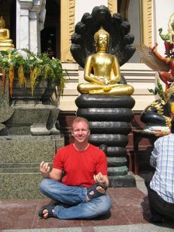 Brandon Iron in Thailand