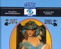 Josefine Mutzebacher 3 DVD Cover von Herzog Video
