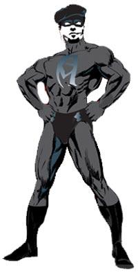 Andre Madness Comicfigur
