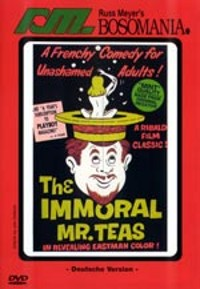 The Immoral Mr Teas DVD Cover