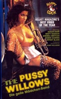The Pussy Willows - VHS Cover AVF Superstar Video