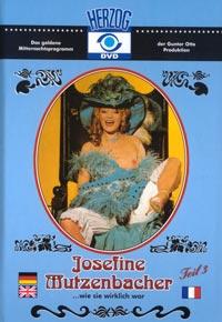 Josefine Mutzenbacher 3 DVD Cover