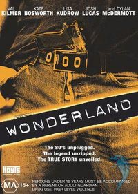 Wonderland DVD Cover
